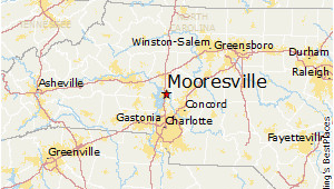 Mooresville north Carolina Map Best Places to Live Compare Cost Of Living Crime Cities Schools