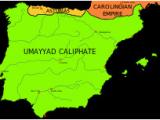 Moorish Spain Map History Of Spain Wikipedia