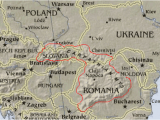 Mountain Ranges In Europe Map Carpathian Mountains Maps Of Central and Eastern Europe