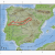 Mountains In Spain Map Sistema Central Wikipedia