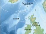 Mountains Ireland Map Rockall Wikipedia