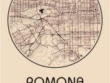 Murrieta California Map Karte Map Pomona Kalifornien California Vereinigte Staaten