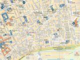 Naples Italy City Map Michelin Naples Street Laminated Map Italy