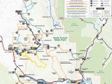 National forest Campgrounds Colorado Map State forest State Park Outthere Colorado