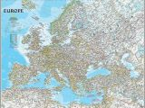 National Geographic Map Of Europe National Geographic S Classic Europe Map Wall Mural Self