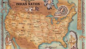 Native Tribes Of Canada Map Tribes Of the Indian Nation I Have Two Very Large Maps Framed On My