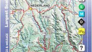 Nederland Colorado Map 111 Best Gear Maps Wl Images In 2019 aspen Colorado Colorado