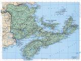 New Brunswick Canada Map Detailed top 10 Punto Medio Noticias Map New Brunswick Canada Geography