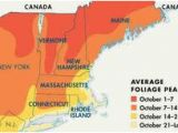 New England Fall Colors Map 8 Best Autumn Foliage Maps Images In 2014 Fall Foliage Map