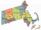 New England Massachusetts Map Massachusetts County Map Love that Dirty Water 100
