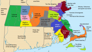 New England Political Map 14 Problems that Massholes Have to Face once they Move