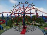 New England Six Flags Map Six Flags New England