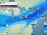 New England Snow Accumulation Map Snowstorms to Deliver One Two Punch to northeast This Week