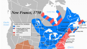 New France On Map New France Wikipedia