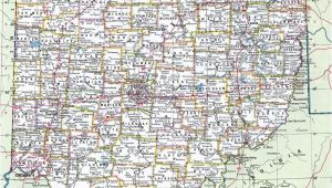 New Weston Ohio Map Ohio Map Counties and Cities World Map Directory
