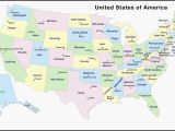 New York and Canada Map Map Of Arizona and California Cities United States area