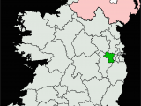 Newbridge Ireland Map Kildare north Dail Constituency Wikipedia