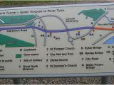 Newcastle Map Of England Plano Del Tunel Picture Of Victoria Tunnel Newcastle Upon