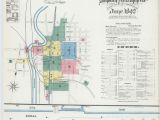 Newton Falls Ohio Map Map Ohio Library Of Congress