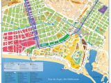 Nice France Map tourist Maps and Brochures Of Nice Ca Te D Azur