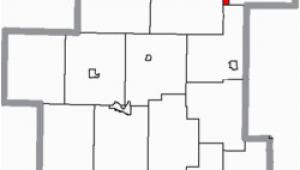 Noble County Ohio township Map Wayne township Noble County Ohio Wikivisually
