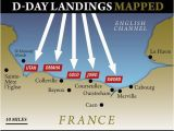 Normandy In France Map D Day Anniversary why is D Day Called D Day What Does the D Stand