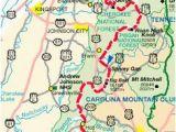 North Carolina Appalachian Trail Map 11 Best Appalachian Trail Map Images Hiking Backpack Thru Hiking