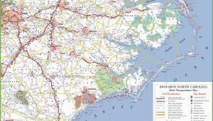 North Carolina Coastal Map with Cities north Carolina State Maps Usa Maps Of north Carolina Nc
