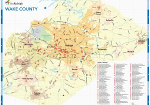 North Carolina Golf Courses Map Raleigh N C Maps Downtown Raleigh Map