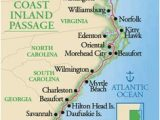 North Carolina Intracoastal Waterway Map 373 Best north Carolina Coast Images On Pinterest In 2019 Outer