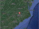 North Carolina Intracoastal Waterway Map Small towns Close to the Beach In north Carolina Usa today
