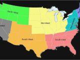 North Carolina Regions Map Virginia Regions Map Maps Directions