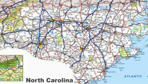 North Carolina Road Maps north Carolina Road Map