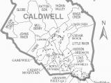 North Carolina School District Map north Carolina County Map