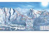 North Carolina Ski areas Map La Clusaz Piste Map Trail Map
