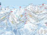 North Carolina Skiing Map Three Valleys Piste Map