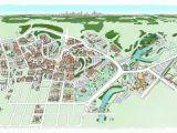 North Carolina State University Campus Map Campus Maps