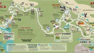 North Carolina Zoo Map 31 Perfect north Carolina Zoo Map Bnhspine Com