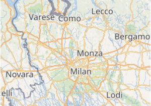 North East Italy Map Emilia Romagna Travel Guide at Wikivoyage