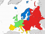 North Eastern Europe Map Central and Eastern Europe Wikipedia