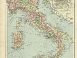 North Italy Map Detailed Historical Maps Of Italy