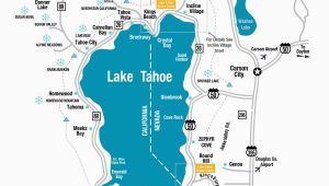 Northern California Brewery Map Lake Tahoe Maps and Reno Maps Discover Reno Tahoe