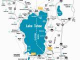 Northern California Ski Resorts Map Lake Tahoe Maps and Reno Maps Discover Reno Tahoe