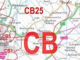 Northern Ireland Postcodes Map Postcodes Explained
