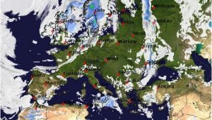 Northern Ireland Weather Map Weather Maps Europe Meteoblue