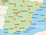 Northern Spain Map Regions Map Of Spain Spain Regions Rough Guides