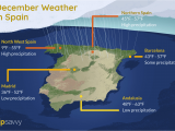 Northern Spain Map Regions Weather and Things to Do In Spain During December