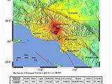 Northridge California Map 1994 northridge Earthquake Revolvy