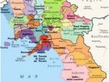Northwest Italy Map Map Of Campania Naples and Amalfi Coast Italy Obsessed with