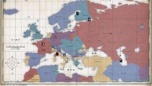 Northwestern Europe Map Image Europe Map Jpg World Witches Series Wiki Fandom